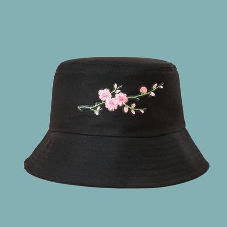 Nuevo sombrero de pescador de ciruela de estilo coreano de moda NHTQ343193's discount tags