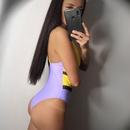 nouvelle mode sexy une pice de couleur contraste bikini couture NHHL343239