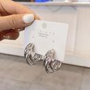 Retro simple new style earrings NHDQ343948