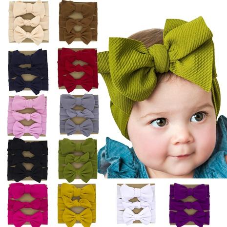 elastisches Stirnband für Kinderhasenohren im neuen Stil NHWO344007's discount tags