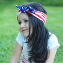 Independence Day adult children new simple style headband set  NHWO344006