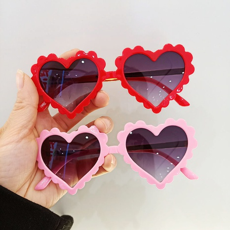 Lunettes de protection UV Love pour enfants NHBA344278's discount tags