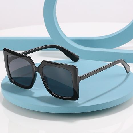 nouvelles lunettes de soleil de style simple à la mode NHLMO344407's discount tags