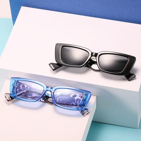 nouvelles lunettes de soleil en métal sans cadre à la mode NHLMO344410's discount tags