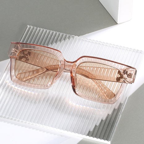 nouvelles lunettes de soleil à la mode de style simple NHLMO344412's discount tags
