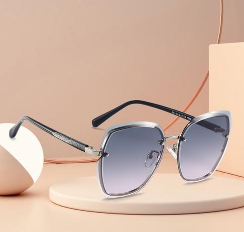 nouvelles lunettes de soleil à garniture sans cadre de style mode NHLMO344420's discount tags