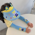 NHCM1600414-New-Little-Fox-Blue-【Hat+Ice-Sleeves】Two-piece-s
