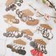 retro handmade tassel beads earrings set NHAKJ331421