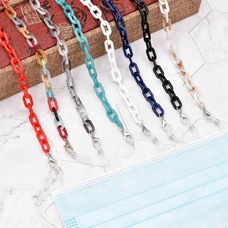 La nueva cadena cruzada de acrílico simple de Corea NHCL331487's discount tags