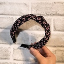 fashion simple knotted letter hairband NHCL331567