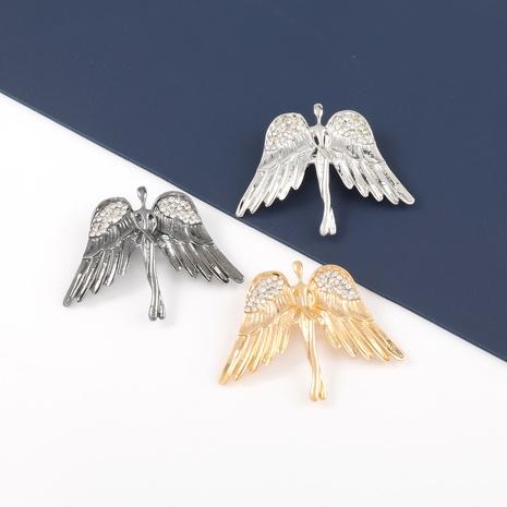 broche ange en alliage de diamant NHJE331929's discount tags