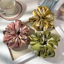 Korean Daisy yarn hair scrunchies NHOF332869