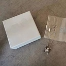 Fashion long thin chain windmill necklace wholesale NHYQ333152