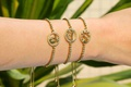 fashion Letter MAMA Adjustable bracelet NHWG332955