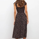 new fashion printed sling dress NHKO335919
