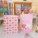 Cartoon bear strawberry storage paper bag NHZE333819