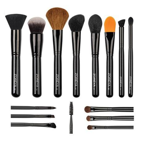 einfache Mode Tierhaar Make-up Pinsel NHAY333365's discount tags