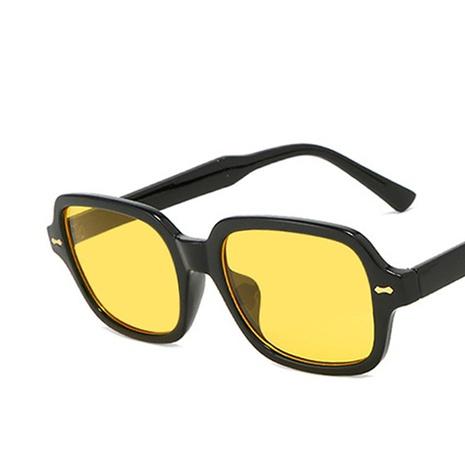 Retro Square Sonnenbrille Großhandel NHKD333381's discount tags