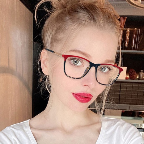 Mode Rahmen Anti-Blaulicht flache Brille NHFY333386's discount tags
