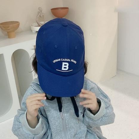 Mode Brief Kinder Baseballmütze NHQU333396's discount tags