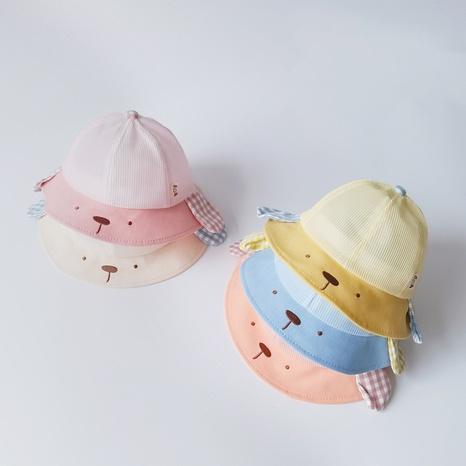 chapeau de pêcheur pour enfants chiot de dessin animé NHQU333404's discount tags