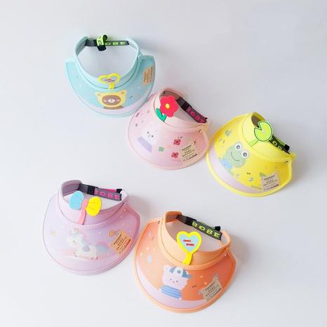 chapeau de dessin animé animal haut vide pour enfants NHQU333406's discount tags