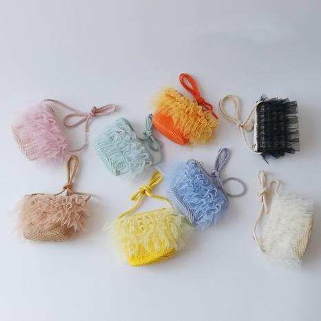 Einfache Spitze Stroh Kindertaschen NHQU333410's discount tags
