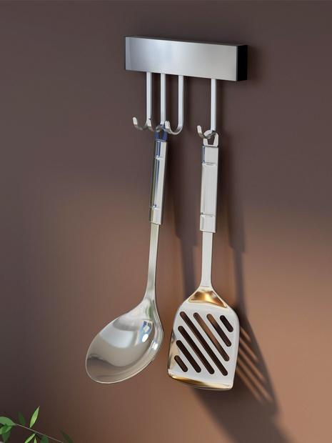 Lochfreier Küchenständer Wandhaken aus Edelstahl NHZHC333429's discount tags