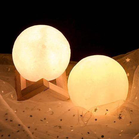 Einfacher 3D-Mondnachtlichtgroßhandel NHZE333809's discount tags