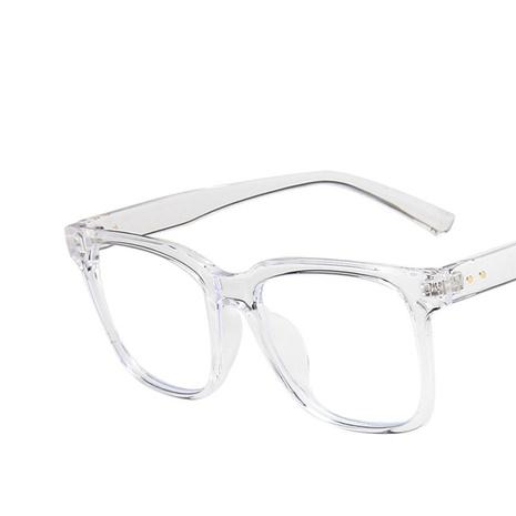 Flache Brille mit transparentem Rahmen gegen Blaulicht NHKD333372's discount tags