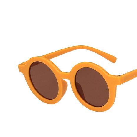Riesige Sonnenbrille mit rundem Rahmen für Kinder NHKD333380's discount tags