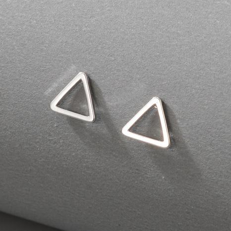 Mode neuen Stil einfache Legierung geometrische Dreieck Ohrringe NHGY347585's discount tags