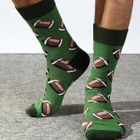 korean fashion new sports style series men's basketball football socks NHNU349225