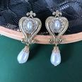 NHOM1617314-silver-needle-stud-earrings-1.84.2CM
