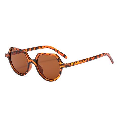 estilo de la moda coreana nuevas gafas de sol gradiente de montura pequeña NHLMO350230's discount tags