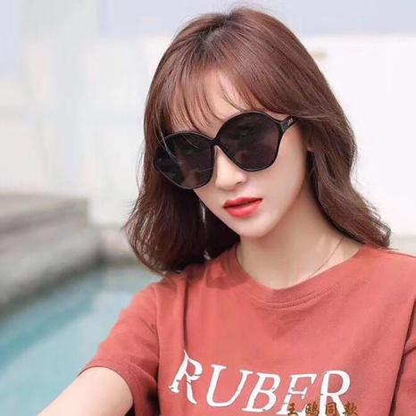 gafas de sol de montura irregular de estilo simple de moda NHLMO350231's discount tags
