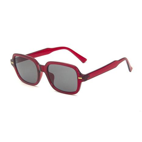 nueva moda coreana gafas de sol cuadradas de moda NHLMO350269's discount tags