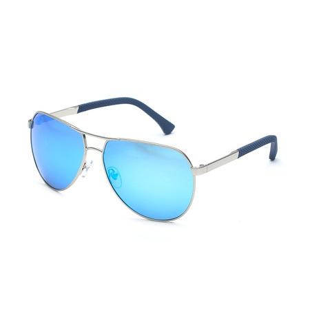 estilo de moda coreano nuevo marco simple gafas de sol NHLMO350288's discount tags