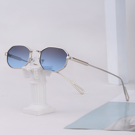 nuevas gafas de sol con montura pequeña irregular de moda de estilo coreano NHLMO350297's discount tags