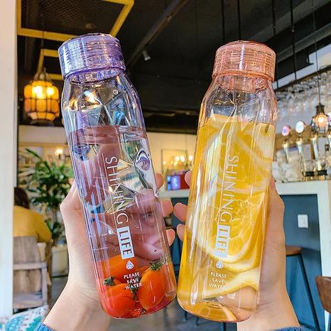 taza de agua de deportes anti-caída de impresión de plástico para adultos de gran capacidad de moda NHtn350331's discount tags