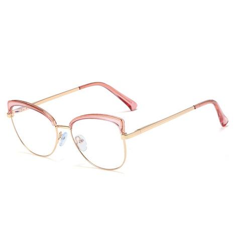 Gafas de luz anti-azules de metal de moda al por mayor NHFY350153's discount tags
