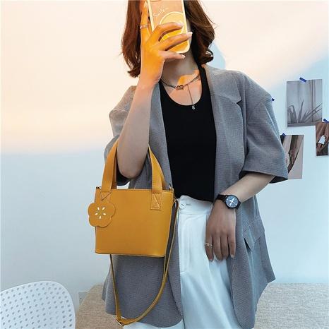 Mode niedliche kleine Blume Schulter Messenger tragbare Tasche Großhandel NHRU350488's discount tags