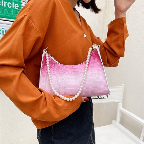 Mode Perlenkette Schulter Umhängetasche Großhandel NHRU350503's discount tags