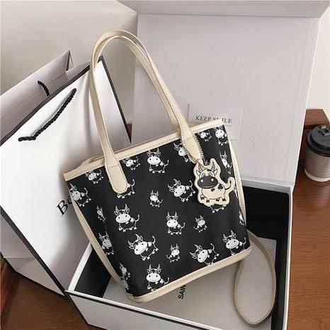 neue trendige Mode One-Shoulder Achsel lässig tragbare Einkaufstasche mit großer Kapazität NHJZ350660's discount tags