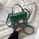 new trendy fashion popular messenger box bag NHJZ350677