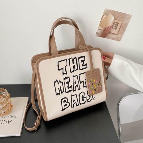 Modedruck Schulter Messenger tragbare Tasche Großhandel NHJZ350786's discount tags