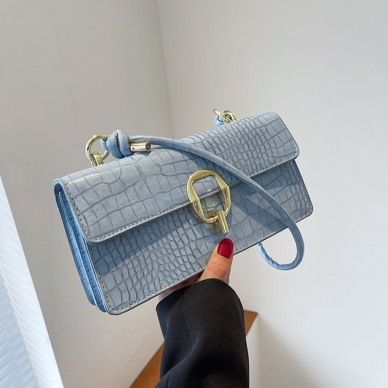 new trendy fashion retro small square bag  NHJZ350816