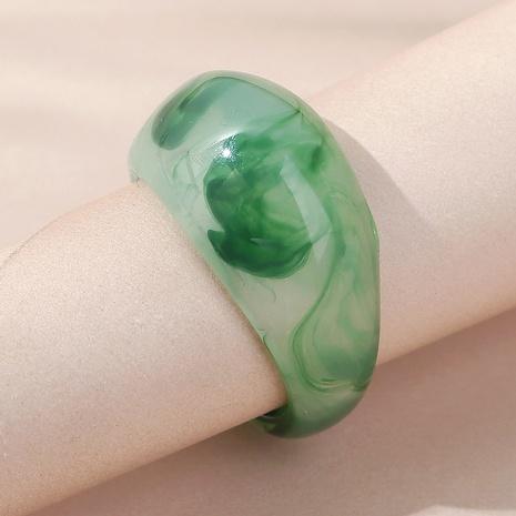 anillo de resina creativo simple de nuevo estilo de moda NHPS350948's discount tags