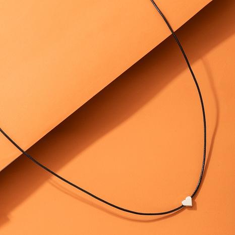 collier de petit amour de nouvelle mode géométrique simple NHGY351762's discount tags