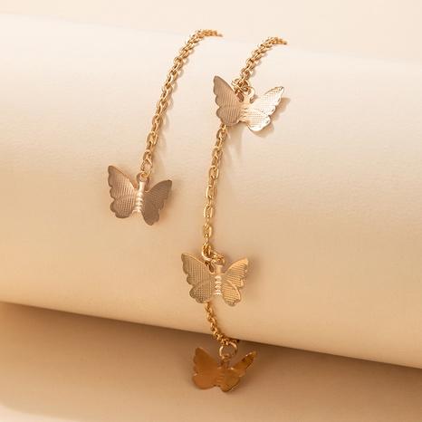 nouveau bracelet en alliage de mode papillon doux de style bohème NHGY351754's discount tags